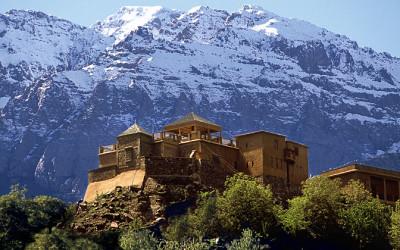 Morocco! How unusual.