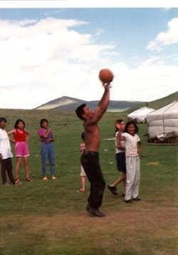 Basketball in Mongolia: Random Acts of Hospitality Series