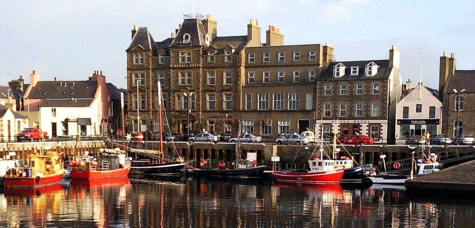 Journey to Scotland: Random Acts of Hospitality Series