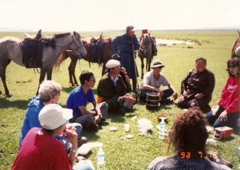 A Picnic in Mongolia: Random Acts of Hospitality Series