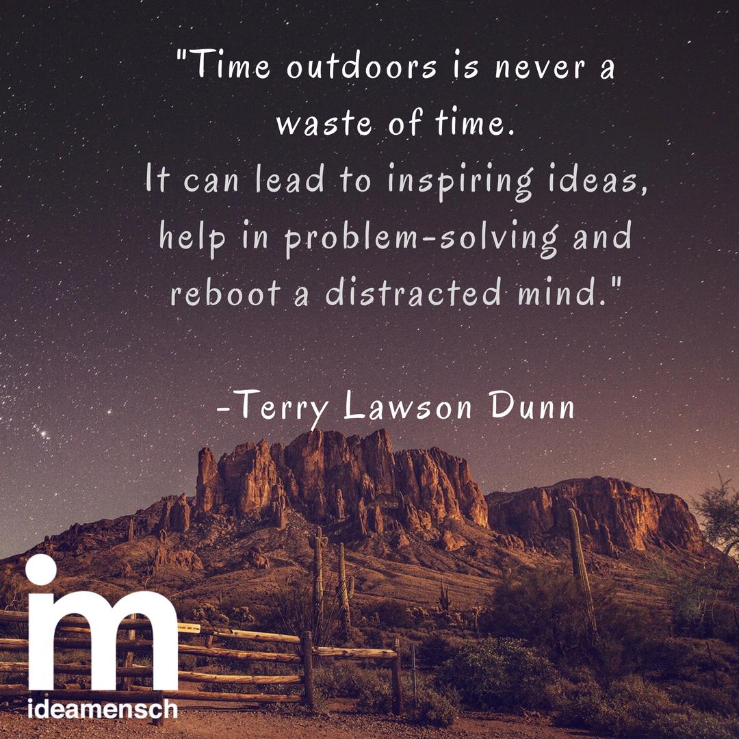 Terry Lawson Dunn Interview with Ideamensch