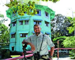 Panama's La Prensa Newspaper Highlights 2018 Winner of Best Nature Tour Guide Award